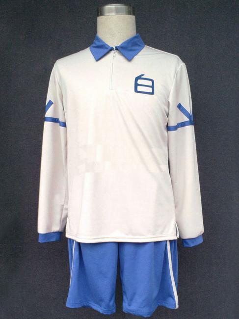 白恋中学校 夏のサッカー服