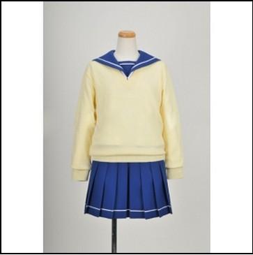 浮世絵中学校 女子制服