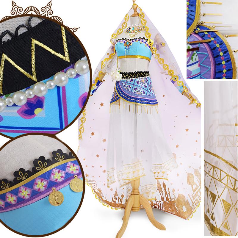 踊り子編 アラビア風 ドレス 絢瀬絵里