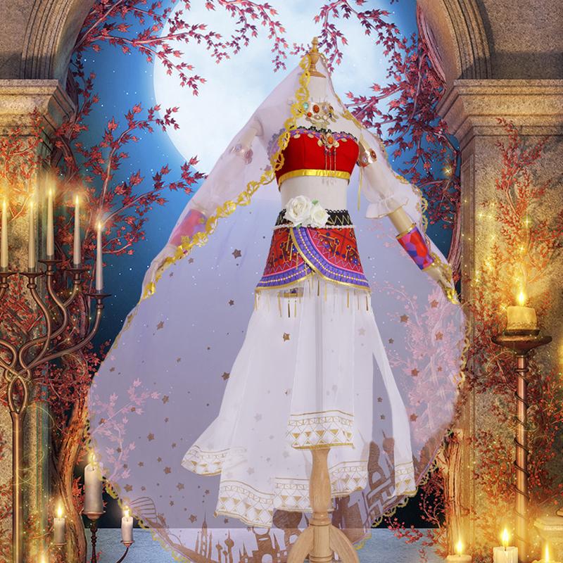 踊り子編 アラビア風 ドレス 西木野真姫