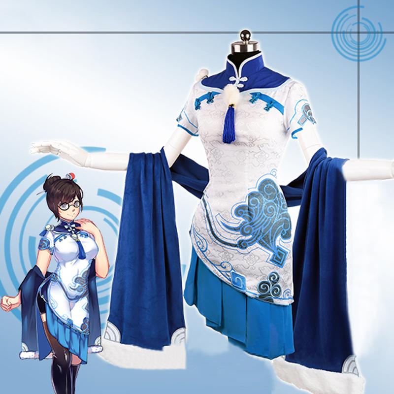 メイ (Mei)  リン・チョウ チャイナドレス