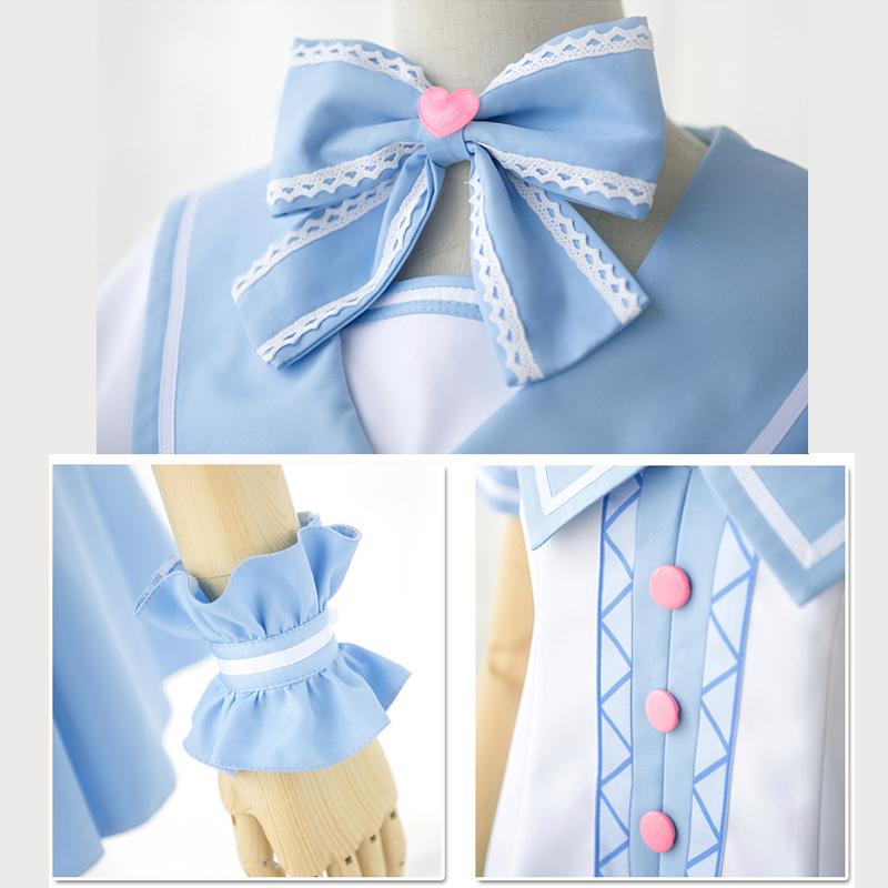 木之本桜 セーラー コスプレ衣装
