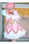 魔法少女まどか☆マギカ 鹿目まどか(かなめ まどか) 変身服 コスプレ衣装