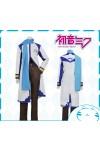 コスプレ衣装 VOCALOID カイトKAITO風 コスチューム 初音ミク カイト KAITO V3