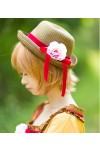 ツバサ-RESERVoir CHRoNiCLE 桜 帽子 コスプレアクセサリ