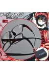 デート・ア・ライブ DATE A LIVE 五河琴里(いつか ことり)メガネ 眼鏡 時崎狂三(ときさき くるみ)万由里 (まゆり)スポーツ メガネ コスプレ眼鏡