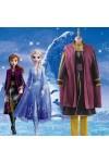 Disney ディズニー アナと雪の女王 アナ Anna コスプレ衣装
