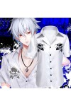 ヒプノシスマイク -Division Rap Battle- 碧棺 左馬刻 白色 シャツ コスプレ衣装 日常風