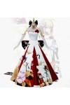 Saber セイバー  アルトリア ドレス 鶴付き コスプレ衣装