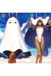 Fate/GrandOrder  水着ニトクリス マント タオル コスプレ衣装