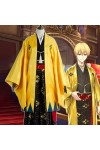 Fate/Grand Order FGO フェイトグランドオーダー ギルガメッシュ 2周年 着物 イベントコスチューム