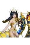 Fate/Grand Order FGO イシュタル コスプレ衣装 白
