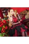 Fate/Grand Order エレシュキガル 月の彼女 ロリータ  アルトリア コスプレ 衣装 私服 FGO コスプレ