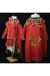Fate/Grand Order FGO ガイウス・ユリウス・カエサル  Gaius Julius Caesar コスプレ衣装 三段階