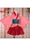 銀魂華祭り 2017年 神楽 夏祭り 着物 コスプレ衣装