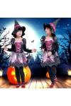 ハロウィン 大人気  巫女服 魔法巫女 コスプレ衣装 イベント パーティー コスプレ衣装 魔女 幼児