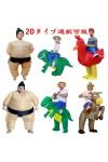 ハロウィンコスプレ 人形 相撲 動物 膨らませて服 舞台服 コスチューム パーティー イベント コスプレ衣装