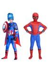 ハロウィン 子供用 スパイダーマン 全身タイツ コスチューム