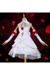 崩壊3rd テレサ 花と月の詩 月下のドレス 花嫁 コスプレ衣装