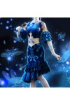 Identity Ⅴ 蛍 医師 エミリー・ダイアー コスプレ衣装 青い 洋服