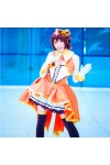 アイドルマスターシンデレラガールズ本田未央ほんだみおコスプレ衣装舞台服 コスプレ衣装