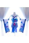 アイドルマスター シンデレラガールズ スターライトステージ SSR 塩見周子 和風 コスチューム