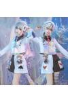 アリス・イン・ワンダーランド 双子 コスプレ衣装 コスチューム cosplay