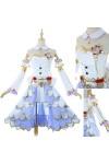 【在庫商品】lovelive ラブライブフラ 誕生石編 覚醒後 西木野真姫 にしきのまき ドレス コスプレ衣装