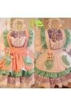 萌えお姫様メイド服 猫派 猫耳付く超可愛いメイド服 3セット