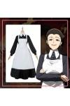 约束のネバーランド イザベラ コスプレ衣装 制服 日常服 メイド服