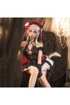アズールレーン 吸血鬼 エロイの祝福 ウエディングドレス コスチューム Cosplay イベント パーティー 変装 仮装