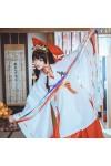 夢幻>東方幻想郷 博麗霊夢 東方Project コスプレ衣装 ハロウィン 巫女風
