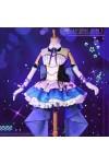 Re:ゼロから始める異世界生活 エミリア アイドル ドレス コスプレ衣装