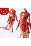 VOCALOIDボーカロイド 巡音ルカLUKA チャイナドレスセクシー   コスプレ衣装