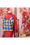 VOCALOID ボーカロイド 初音ミク MIKU 着物 鶴柄+桜柄  コスプレ衣装