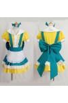 ボーカロイド VOCALOID3 Miku 亜種 派生 初音ミク PV サリシノハラの女の子 コスプレ衣装