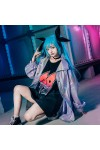 39mikuPOPファッション原宿 初音ミク コスプレ衣装