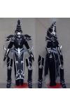遊☆戯☆王 ブラック·マジシャン セット 武器付き ブラック コスプレ道具 コスプレ衣装