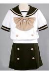 灼眼のシャナII 御崎高校制服(女子夏服) コスプレ衣装