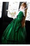 ローゼンメイデン★Rozen Maiden★翠星石(すいせいせき/Jade Stern) コスプレ衣装