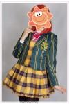 うたの☆プリンスさまっ 七海春歌 制服コスプレ衣装