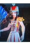 真・三國無双6(しん・さんごくむそう) 大喬 儀杖隊風 DLC コスプレ衣装