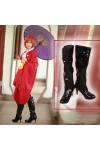 銀魂 ぎんたま・神楽(かぐら) 吉原炎上編 コスプレ 靴 ブーツ コスチューム