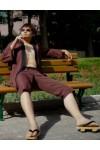 銀魂 ぎんたま ★ 長谷川泰三 はせがわ たいぞう 風★コスプレ衣装 仮装 変装 コスチューム