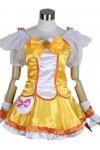スマイルプリキュア! Smile PreCure! 黄瀬やよい キュアピース Cure Peace コスプレ衣装・変装・仮装・コスチューム