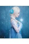 ディズニー アナと雪の女王 FROZEN  アナの姉  エルサ Elsa コスプレ ウィッグ エルサ ウィッグ
