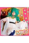 VOCALOID Miku ボーカロイド  初音ミク 多色音符シリーズ   コスチューム コスプレ衣装