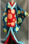 銀魂 月詠 吉原編 最終回 華やか和服 花魁和服 おいらん コスプレ衣装