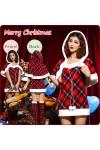 新品入荷 新作 クリスマス服装 プロム コスチューム レディ用 コスプレ衣装