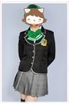 ボーイフレンド(仮) 藤城学園高等学校女子制服 コスプレ衣装